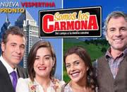 Ver Somos Los Carmona TVN capítulo 103, miércoles 15-1-2014