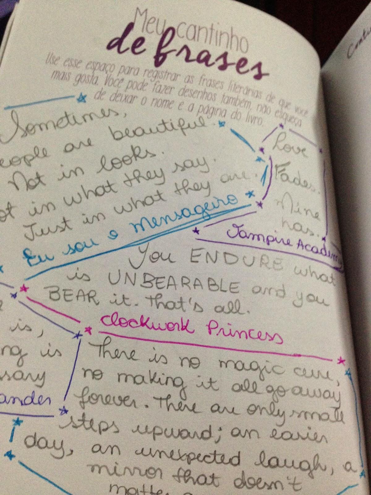 Nossos Romances Adolescentes Resenha Minha Vida Dava Um Livro
