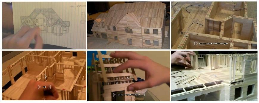 ... miniatur.Biasanya maket ini terbuat dari kayu, triplek ataupun kertas