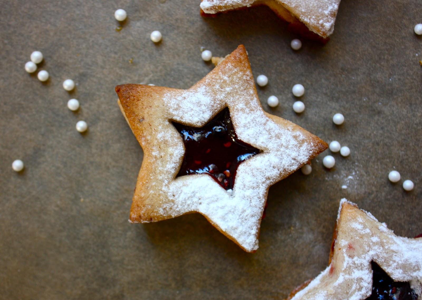 linzer stars