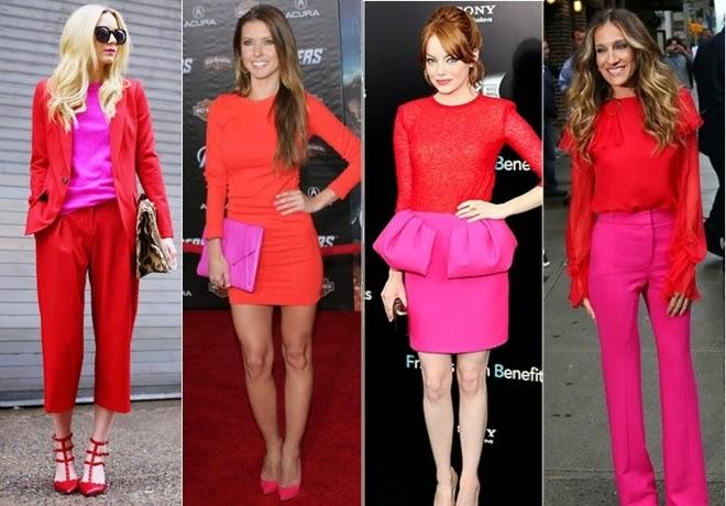 Kết hợp màu sắc phá cách với 11 kiểu mốt thời trang