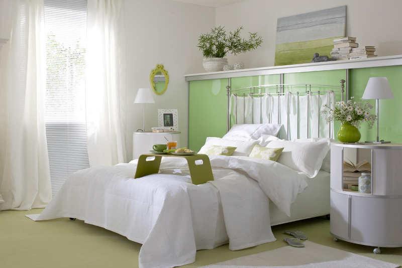 Hermosos dormitorios peque os dormitorios con estilo for Colores para dormitorios pequenos