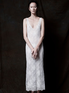 2013 Houghton Bridal Spring Wedding Dresses Collection