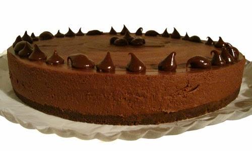 Torta de Cafe y Miel