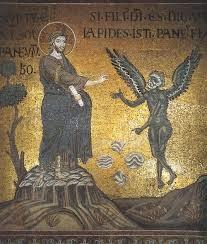 "Sermon for Lent 1: ""No Sympathy for the Devil"""