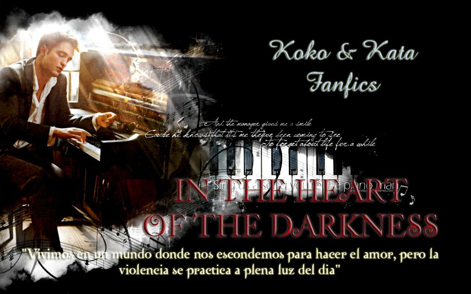 IN THE HEART OF THE DARKNESS