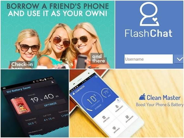 Aplikasi Android 2015