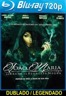 Assistir João, Maria e a Bruxa da Floresta Negra Dublado ou Legendado 2014