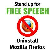 Boycott Mozilla!
