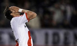 River Plate desciende Segunda División