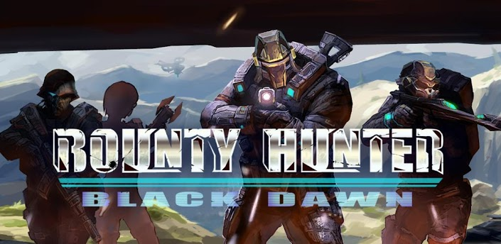 download Bounty Hunter: Black Dawn Apk Mod