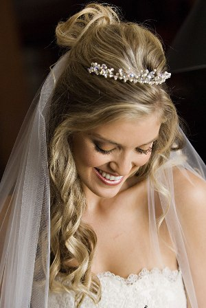 Brides with Long Hair