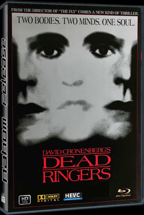 Dead Ringer - David Cronenberg [Dvdrip] [Mkv]