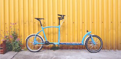 Porterlight Bicycles - Bringley the cargo bike
