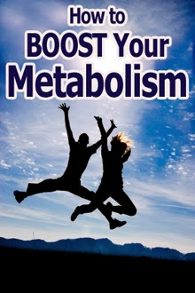 Boost your metabolism and lose weight faster