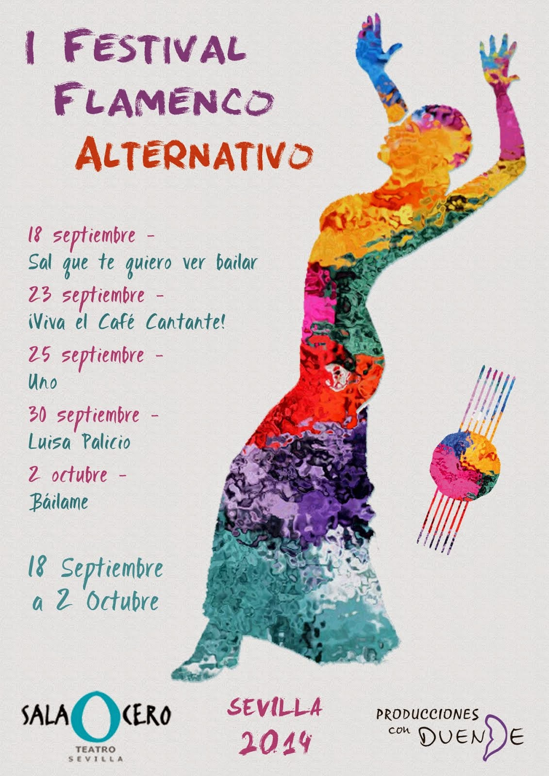I Festival Flamenco Alternativo