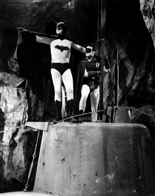 Batman y Robin (1943)