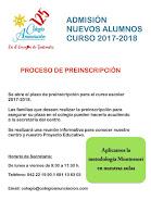 Escolarización 2017/2018