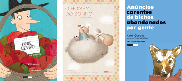 Livros Infantis Editora Biruta