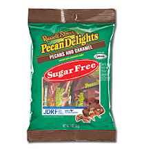 Russel Stover's Sugar Free Pecan Delights