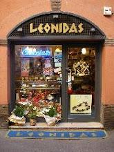 Un indirizzo di cioccolato belga a Roma