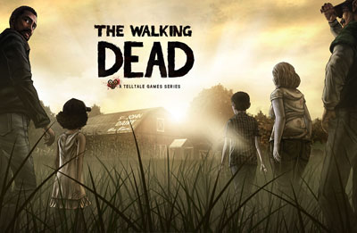 Walking Dead Game BAFTA Games Awards