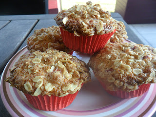 Delicious Strawberry Muffins