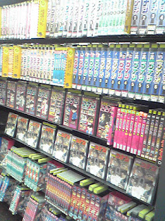 Detective Conan fans can be happy renting DVDs and VHS at Tsutaya