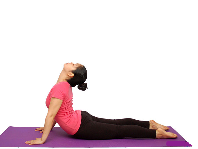The Health Benefits Of Bhujangasana Cobra Pose