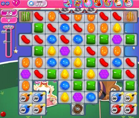 Candy Crush Saga 410