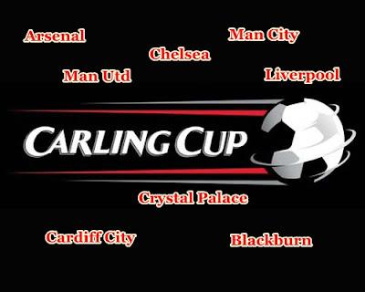 keputusan undian suku akhir piala carling cup 2011,carling cup 2011 quarter finals draws,undian peringkat suku akhir piala carling cup 2011,jadual perlawanan suku akhir piala carling cup 2011