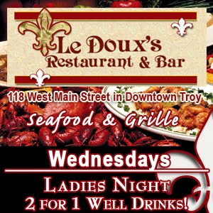 Le Doux's Wednesday