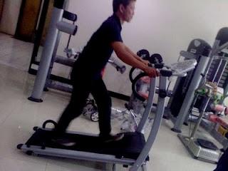 Jual alat Fitness treadmill