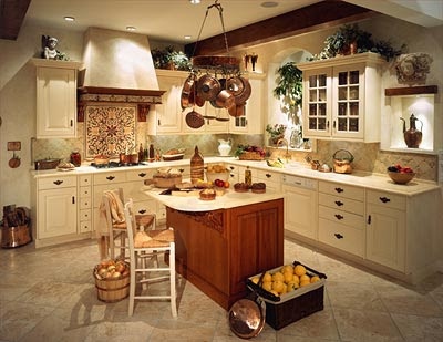 Small Country Kitchen Cabinets Design Ideaskitchen Building ...