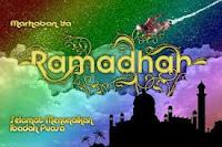 Marhaban Ya Ramadhan 1433 H
