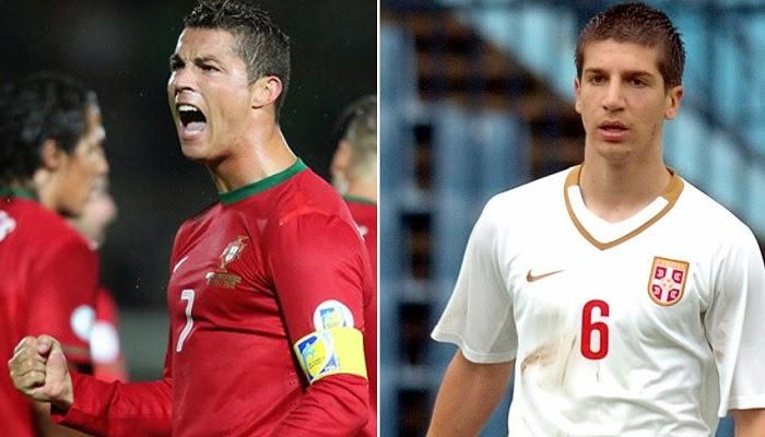 Portugal vs Serbia en vivo