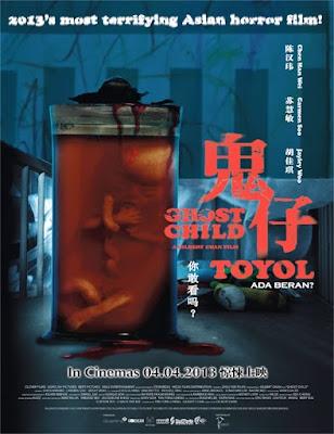 Ghost Child (2013) (DvdRip) (Subtitulados) (MGF/BU/TF)