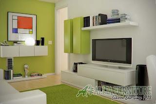 membuat ruang tamu mungil minimalis di rumah