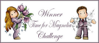 Time for Magolia Christmas Challenge# 52 Anything goes