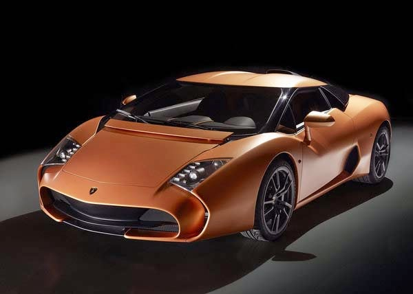 New 2014 Lamborghini 5-95 By Zagato Review