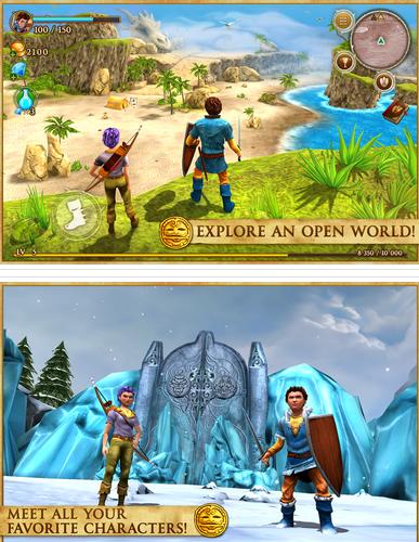 Beast Quest v1.0.2 Apk Mod [Money]