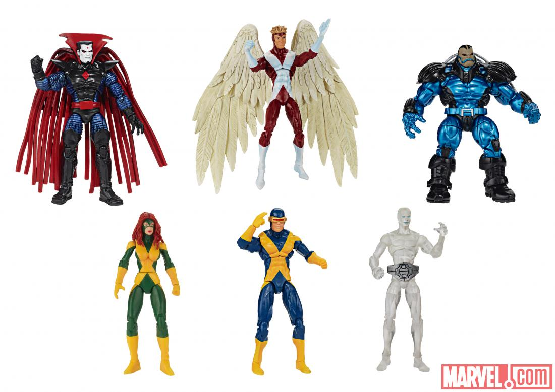 Marvel Toys R Us : One per case marvel universe factor set toys r us