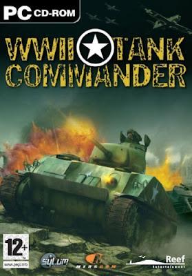 لعبة دبابات الحرب العالمية الثانية WWII Tank Commander
