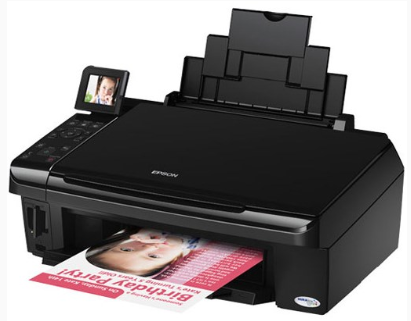 Epson Stylus TX410 Printer Driver Download