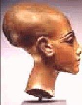 Filha do Faraó Akhenaton