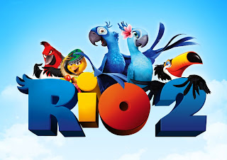 Rio 2 2014 Movie HD Wallpaper