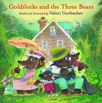 a literary analysis of the goldilocks and the three bears Goldilocks and the three bears is a nursery tale that is to say: it is one of the relatively few examples of oral-derived narrative which really does preach to children (or at least seek to entertain them), as 'fairy tales' in general are commonly, but mistakenly, assumed to do.