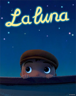 Pixar Short Films Collection 2 La Luna