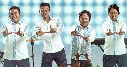 Artis Wali Band Salam 2 Jari