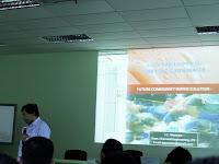 Kuliah umum bersama Prof. Dr. I Gede Wenten, penemu teknologi membran